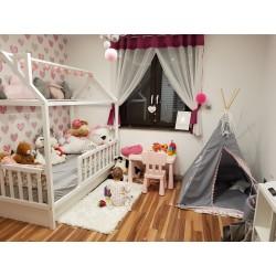 Łóżko-domek Z-drewutni Adventure Extra Bed