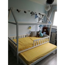 Łóżko-domek Z-drewutni Adventure + 1