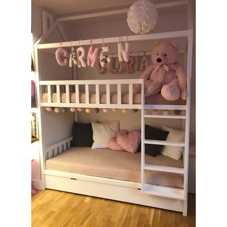Łóżko-domek Z-drewutni Adventure 2