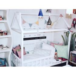 Łóżko-domek Z-drewutni Adventure MINI